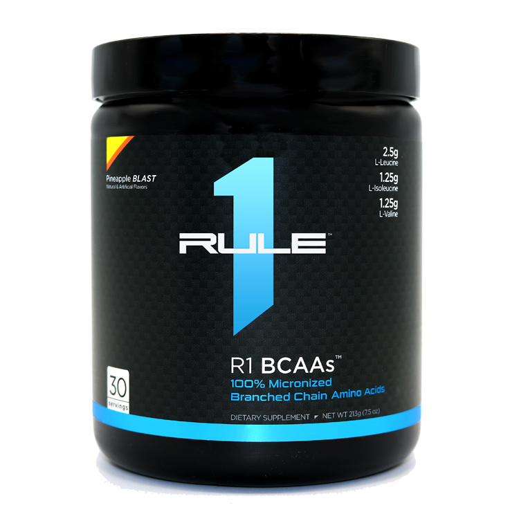 Rule 1 BCAA Flavored™ | 30 порций (221 гр.)